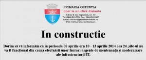 site-web-primaria-oltenita